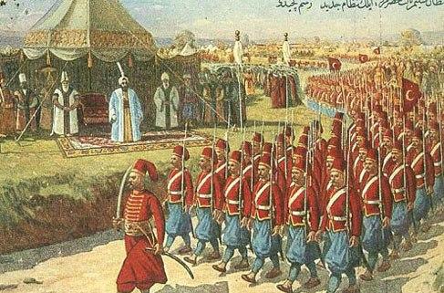 Nizami-cedid-ordusu