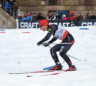 Noah Hoffman American cross-country skier