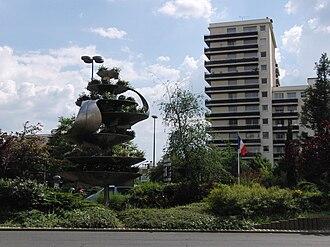 Nogent-sur-Marne - Nogent-sur-Marne, Place Leclerc