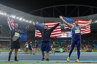 Athletics at the 2016 Summer Olympics – Mens shot put