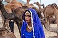 Nomads of Rajasthan, Pushkar Fair 2019 (49134565726).jpg