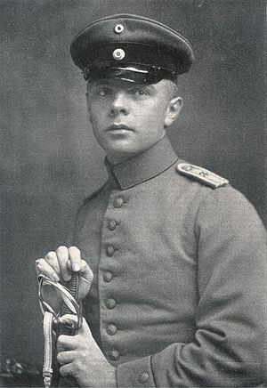 Norbert von Hellingrath - Norbert von Hellingrath during World War I.