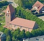 Nordsee-LF8463Spieka Kirche v SO.jpg