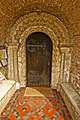 Norman doorway at Christon church - panoramio.jpg