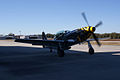 North American P-51D-30-NA Mustang Little Witch Taxi out 01 Stallion51 19Jan2012 (14983522882).jpg