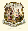 North Carolina state coat of arms (illustrated, 1876).jpg