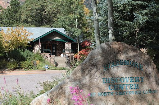 North Cheyenne Canyon Park Starsmore Discovery Center