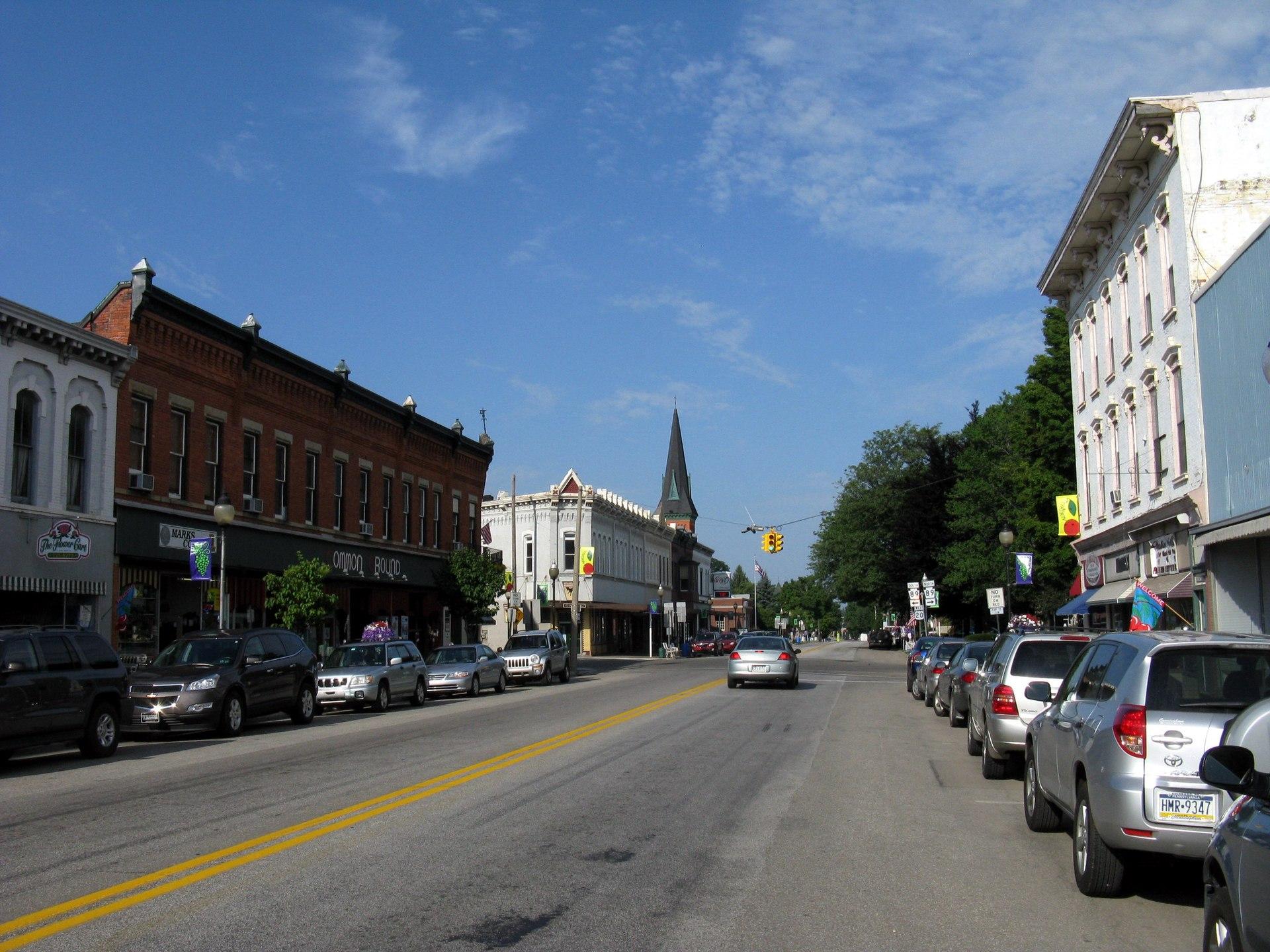 North East, Pennsylvania - Wikipedia on ↗  id=24484