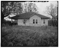 North side - Shadinger-Leavell House, US 27 and State Route 1, Carrollton, Carroll County, GA HABS GA,23-CAROL.V,3-3.tif
