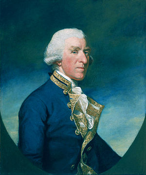Battle of the Mona Passage - Sir Samuel Hood