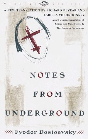 Notes from Underground - Image: Notes from underground cover