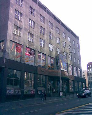 New Scene - Nová scéna theatre building in Bratislava