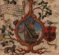 Nuno Álvares Pereira (1360-1431) - Genealogia de D. Manuel Pereira, 3.º conde da Feira (1534).png