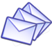 English: icon for mailing lists