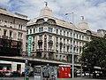 Nyugati téri felüljáró, Kádár utca sarok, 2014 Budapest, Terézváros, 1064 Hungary - panoramio (12).jpg