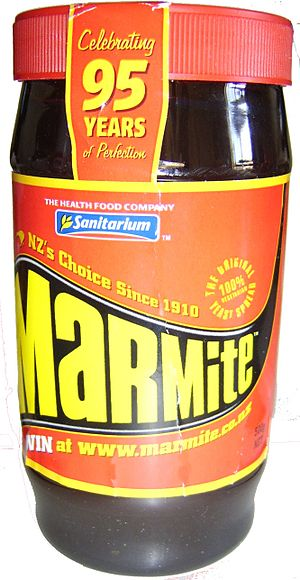 Sanitarium Health and Wellbeing Company - Marmite