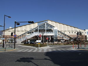 OER Shibusawa station South.JPG