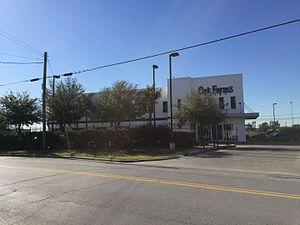 Dean Foods - Oak Farms offices, East Downtown, Houston