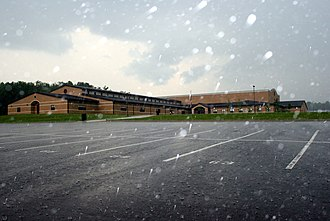 Southern Ohio Conference - Image: Oak Hill HS July 2007