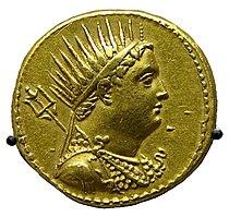 Octadrachm Ptolemy III BM CMBMC103.jpg