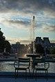 Octagonal basin of Jardin des Tuileries, 14 September 2012.jpg