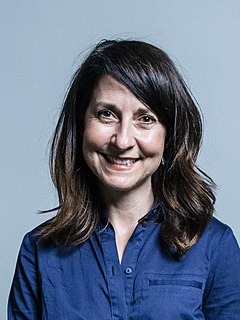 Liz Kendall British politician