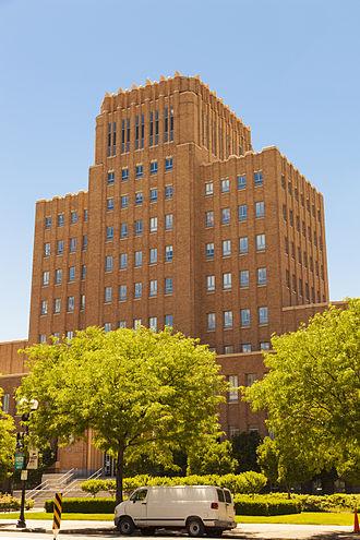 Ogden, Utah - Ogden City Municipal Building