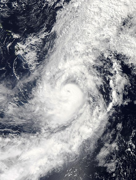 Hurricane Oho, the eighth system to receive a central Pacific name in 2015 Oho 2015-10-06 2310Z.jpg
