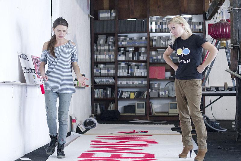 File:Oksana Shachko & Inna Shevchenko in Paris.jpg