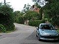 Old Ebford Lane, looking north - geograph.org.uk - 1410535.jpg