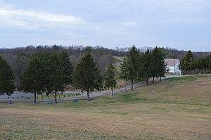 Economy, Pennsylvania - Fields at Old Economy County Park