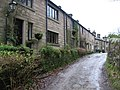 Old Mill Workers Cottages Robin Road - geograph.org.uk - 310645.jpg