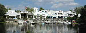 Disney Springs Resort Area - Disney's Old Key West Resort