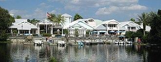 Disney Springs Resort Area - Disney's Old Key West Resort