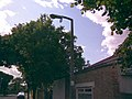 Old rare lamp post on Shakespeare Road, Birchington - geograph.org.uk - 1485479.jpg