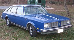 Oldsmobile Cutlass Hatchback (1978)