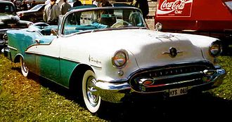 Oldsmobile Starfire - 1955 Oldsmobile 98 Starfire