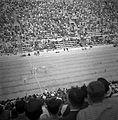 Olimpiai Úszóstadion. Olimpiai vizilabdatorna. Fortepan 17425.jpg