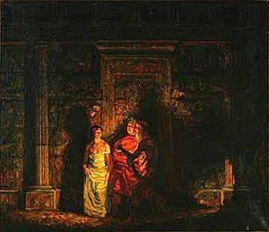 Oluf Hartmann - Image: Oluf Hartmann Diogenes søger et menneske