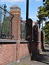 foto van Ommuring met hekwerken