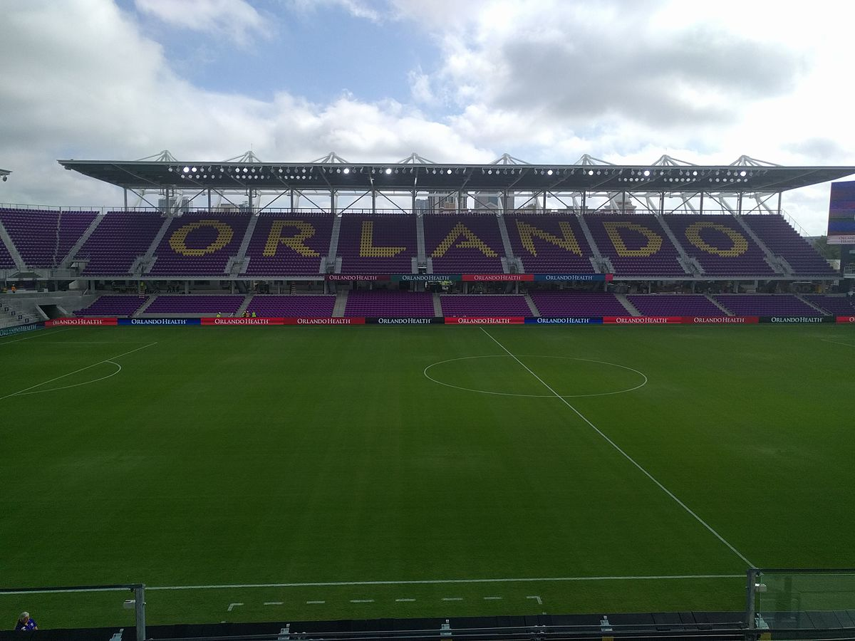 Orlando City Stadium Suite Food And Drink