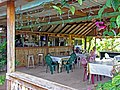 Open air restaurant, Toledo, Belize, 2007 - Flickr - archer10 (Dennis).jpg