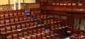 Opposition bench empty in Dáil Éireann.png