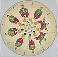 Optical Toy, Phenakistiscope Disc with Dancing Man, ca. 1835 (CH 18607977).jpg