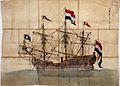 Oranda Fune no zu = Depiction of a Dutch Ship ..jpg