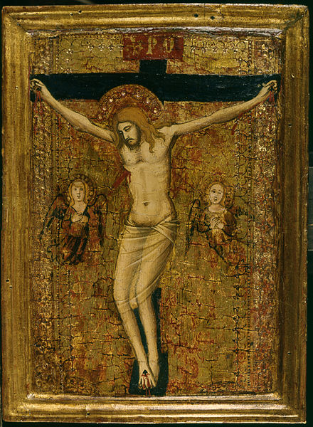 File:Orcagna - The Crucifixion - Walters 372405.jpg