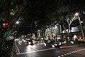 Orchard Road at night, 2009.jpg