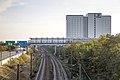 Oresundstog retningsdrift godssporet Kastrup 20141027 0396 (15641359202).jpg