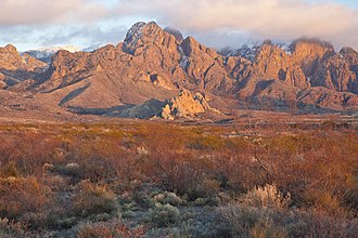 Organ Mountains-Desert Peaks National Monument - Organ Mountains