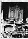 orgel in de grote kerk te hoorn. - hoorn - 20172760 - rce
